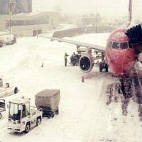 Utile - Cum a afectat zapada zborurile pe aeroporturile Otopeni si Baneasa