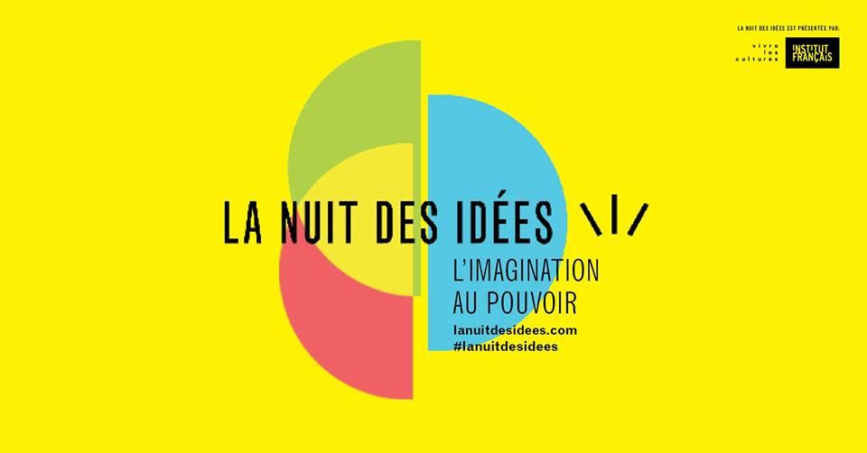 La zi pe Metropotam - La Nuit des idées - Noaptea ideilor