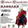 Bistrita medievala cu Haggard, Trooper si  cimpoierii Holloenek la Tabara Cavalerilor in august 2010