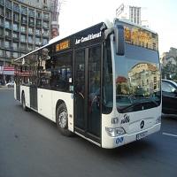 Utile - O veste buna de la RATB - din 2017 vom putea urmari in timp real cand ajung tramvaiele si autobuzele in statie