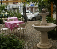 Cronici Restaurante Mediteraneene din Romania - Restaurantul Amada: poze si impresii