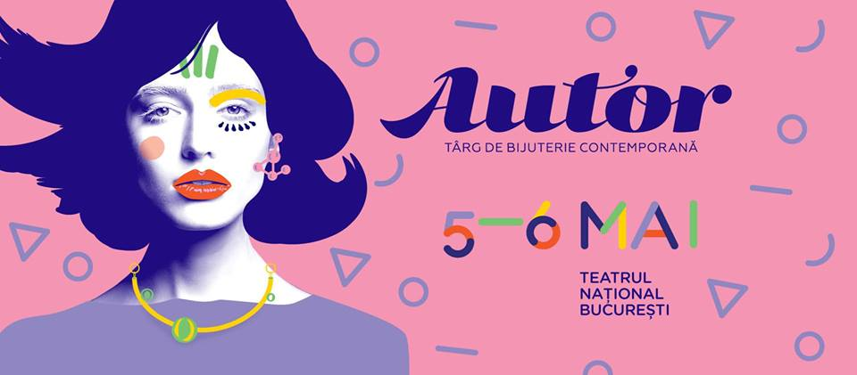 AUTOR 2018 - Targ international de bijuterie contemporana