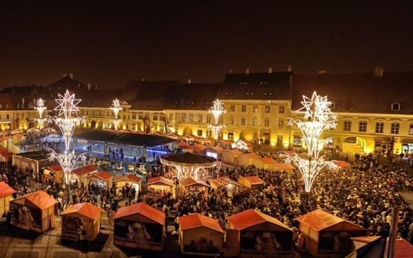 Special T Si >> Cele mai frumoase 5 targuri de Craciun din Romania | La zi pe Metropotam