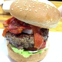 Cronici Restaurante din Romania - BurgerBar Dorobanti - burgeri buni si nimic mai mult