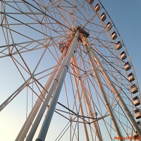 Am fost in parcul Tei sa vedem cum arata cel mai nou parc de distractii din Bucuresti