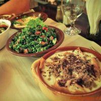 Cronici Restaurante din Bucuresti, Romania - 5 restaurante cu specific libanez din Bucuresti