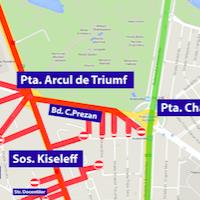 Restrictii rutiere de 1 Decembrie - tot ce trebuie sa stii