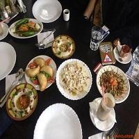 Unde Iesim in Oras? - Damascus Palace - un restaurant cu mancare arabeasca delicioasa, preturi decente si cel mai bun humus