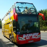 Utile - Linia turistica Bucharest City Tour se suspenda - ce suma a incasat RATB