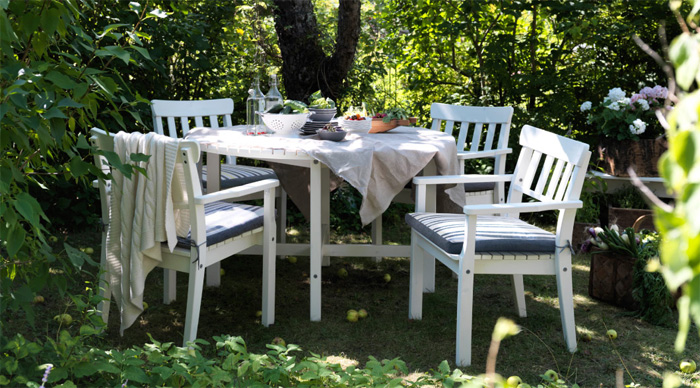 10 obiecte care ti fac gradina mai frumoasa la zi pe - Ikea arredamento giardino ...