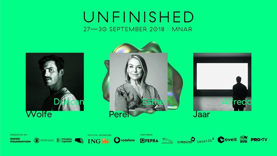 La zi pe Metropotam - Unfinished Festival 2018 începe pe 27 septembrie