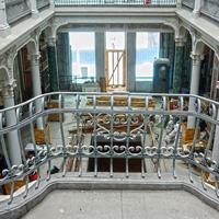 Cronici Ceainarii din Bucuresti, Romania - Libraria Carturesti din Centrul Vechi - detalii interesante, poze si cand se deschide