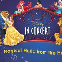 Disney in concert - muzica magică din filme vine cu București