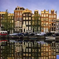 Locuri de vizitat - Cateva motive pentru a vizita si revizita Amsterdamul (P)
