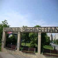 Utile - Primaria Capitalei a amenajat o tabara pentru sinistrati langa parcul Sebastian