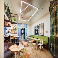 Cronici Baruri din Romania - 7 studiouri de design si arhitectura care au amenajat cele mai frumoase restaurante din Bucuresti