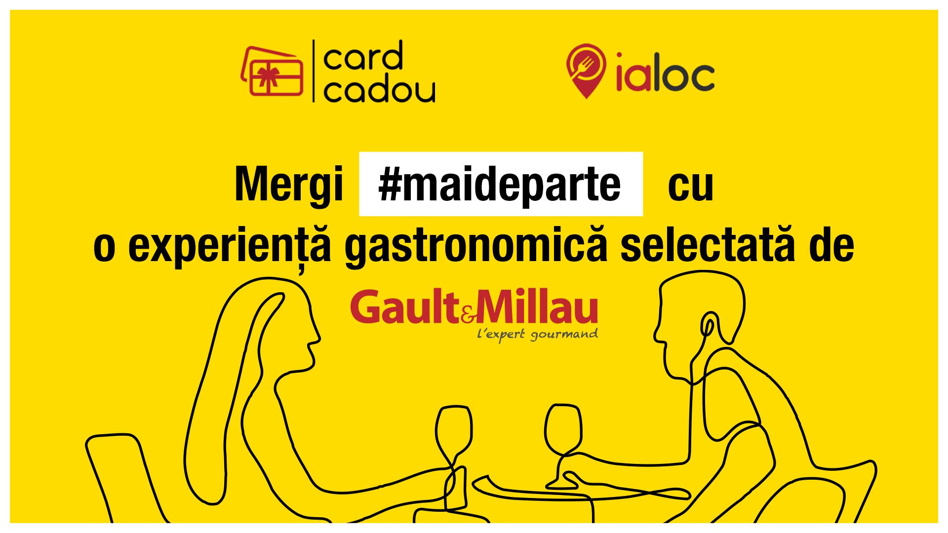 Gault&Millau și Ialoc devin parteneri în sprijinirea gastronomiei în România