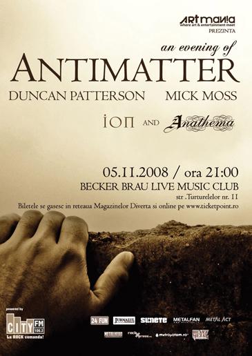 antimatter afis
