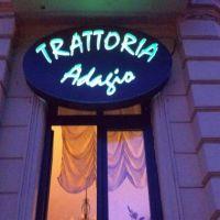 Cronici Restaurante din Bucuresti, Romania - Trattoria Adagio, restaurantul cu lasagna delicioasa de langa Parcul Cismigiu