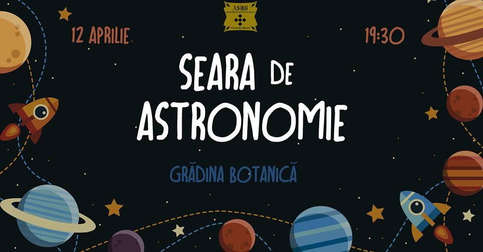 ASUBFest: Seara de Astronomie