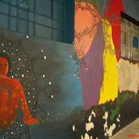 Expozitia colectiva din Parcarea Ciclop - unul dintre cele mai misto proiecte de arta urbana din Bucuresti - poze si impresii