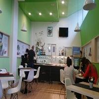 Cronici Restaurante din Bucuresti, Romania - VegUp, un mic colt de rai pentru vegani si vegetarieni (si nu numai)