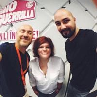 Chestionar de Metropotam - Chestionar de Metropotam - de vorba cu Gilda Comârzan (Radio Guerrilla)