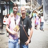 Interviuri - De vorba cu Alex Filip, fondatorul paginii Travelers of Bucharest: Pentru multi straini, Bucurestiul e o surpriza socanto-pozitiva