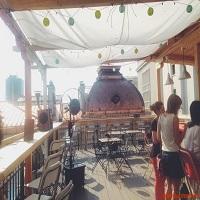 Cronici Terase din Romania - Un bar din Bucuresti interzice fumatul pe perioada iernii