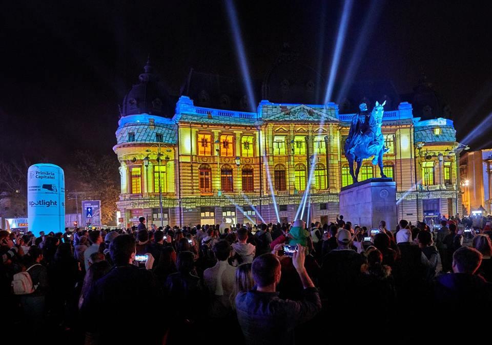 Spotlight - Festivalul Internațional al Luminii #5