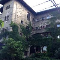 Locuri de vizitat - I <3 Bucuresti: ultima locuinta a Mariei Tanase, palatul prins in iedera