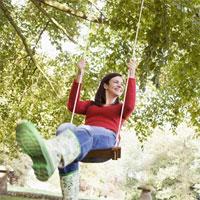 Utile - Leagane pentru adulti in parcurile din Bucuresti