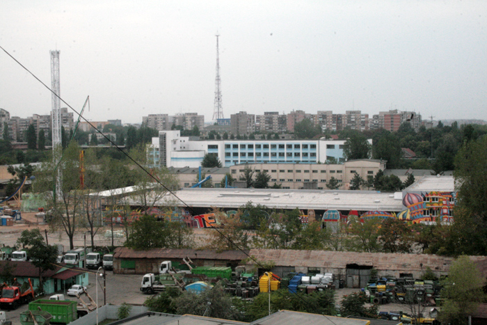 Terra Park, primul parc de distractii din Bucuresti