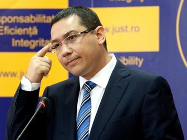 Cateva lamuriri pentru strategii lui Victor Ponta