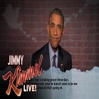 """La zi pe Metropotam - Obama face misto de Trump in timpul emisiunii """"Mean Tweets"""" a lui Jimmy Kimmel"""
