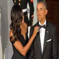 La zi pe Metropotam - Sotii Obama si-au dat cele mai dragute mesaje de Valentine's Day