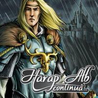 Interviuri - Interviu Harap Alb Continua - detalii despre singura revista de benzi desenate din Romania