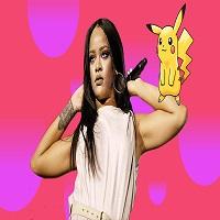Rihanna a atacat jocul Pokemon Go in timpul unui concert