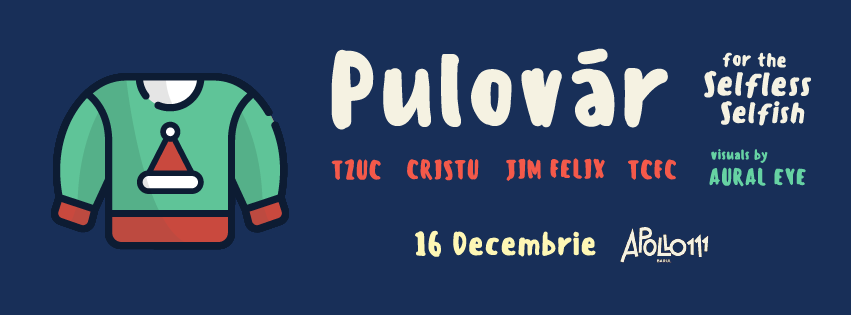 Pulovăr ❆ for the selfless selfish