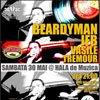Concursuri - Castiga o invitatie dubla la Beardyman @ Hala [INCHIS]