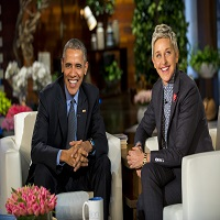 La zi pe Metropotam - Ellen DeGeneres i-a adus un tribut lui Barack Obama si n-ai sa poti sa nu te emotionezi