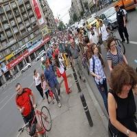 Utile - Orasul <accesibil> pentru oameni, un mars impotriva Bucurestiului sufocat de masini - vezi traseul