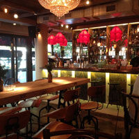 Cronici Restaurante din Romania - Salon Golescu - un local ca o croaziera in timp si prin locuri exotice