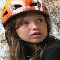 Dor Geta Popescu are aproape 13 ani si este cea mai tanara alpinista din lume - a urcat pe varful Aconcagua