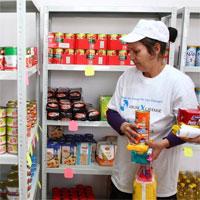 Cronici Magazine din Bucuresti, Romania - In Bucuresti s-a deschis magazinul la care platesti produsele prin munca, nu cu bani