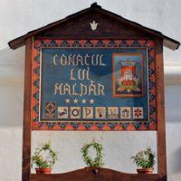 Locuri de vizitat - Idee de vacanta: Conacul lui Maldar, locul superb din inima Olteniei