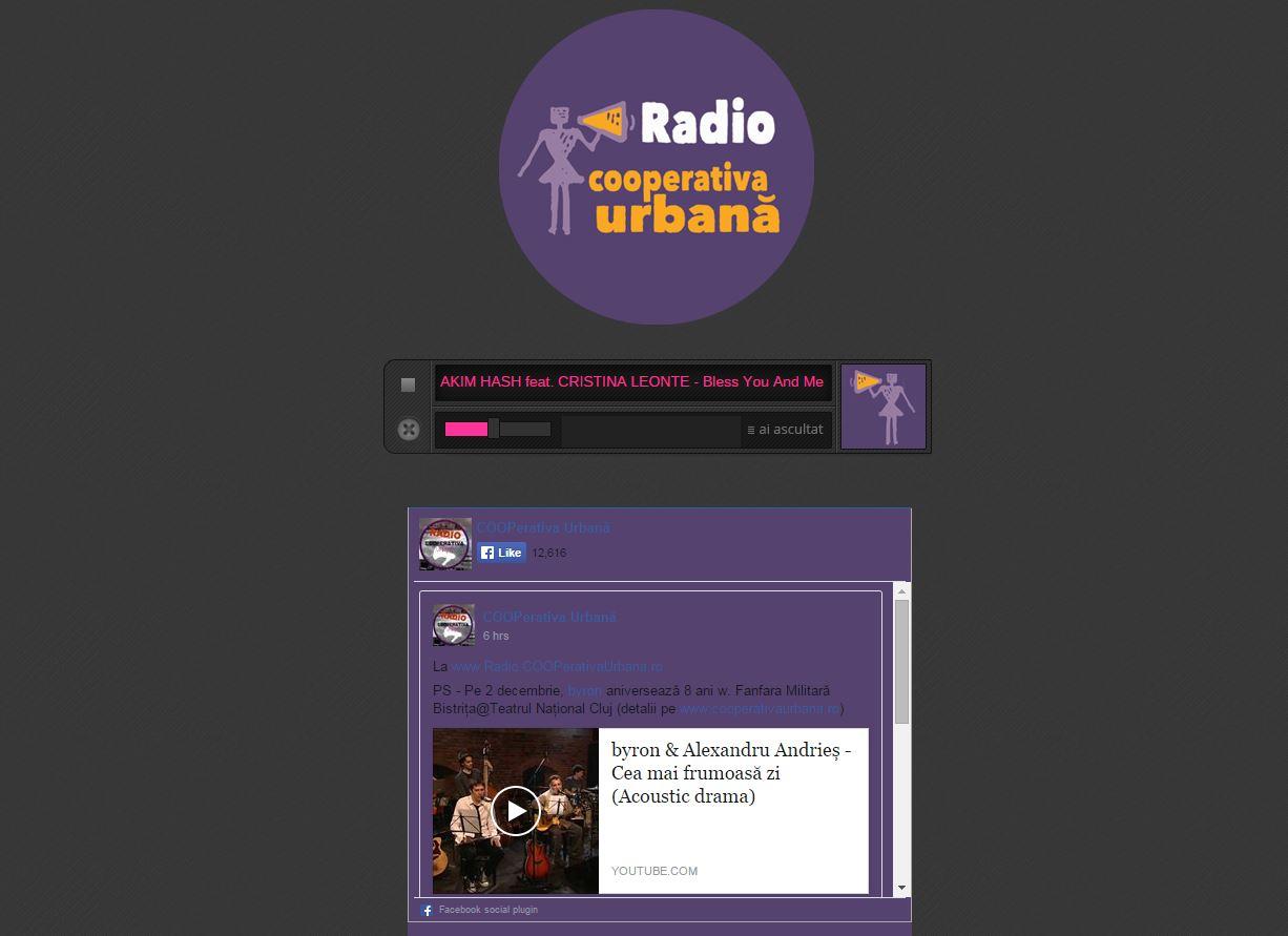 16 posturi de radio online romanesti   La zi pe Metropotam