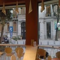 Cronici Terase din Romania - Creamier: cafeneaua-gelaterie unde mananci inghetata artizanala si bei o cafea de specialitate