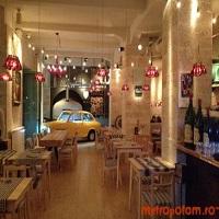 Cronici Terase din Romania - Cele mai bune restaurante cu specific italienesc din Bucuresti