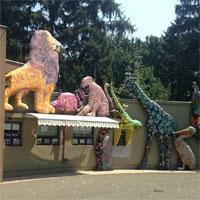 Cronici Parcuri din Bucuresti, Romania - In vizita la Gradina Zoologica din Bucuresti: o plimbare banala si lipsita de diversitate printre multe custi goale